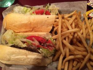 taza grill east lyme subs