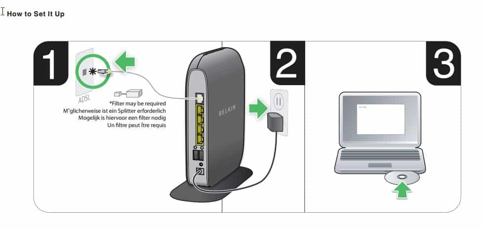 Belkin Share Max N300 Wireless 1