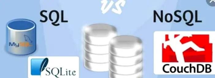 أنواع قواعد البيانات والفرق بينهما (Sql و NoSql) 1