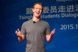 Zuckerberg Facebook SMB Owner