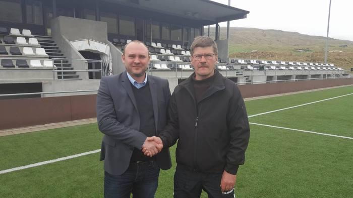 TB gjørt sáttmála við Sigfríð Clementsen
