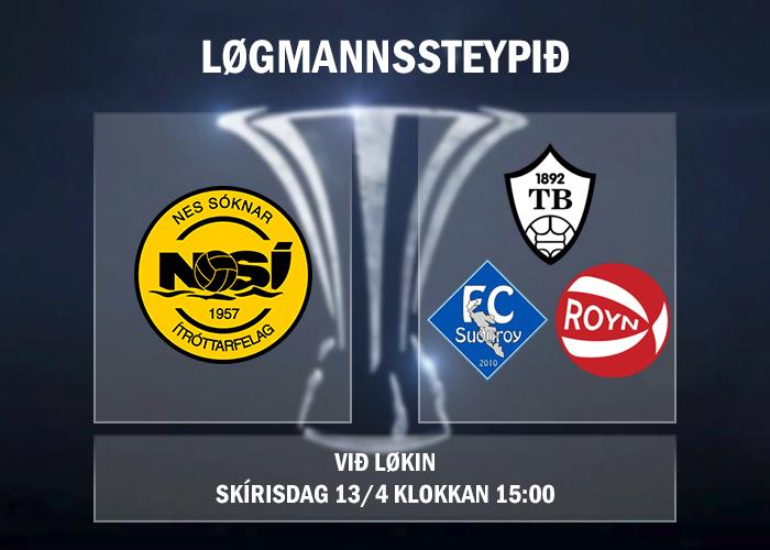 Fjórðingssteypafinalan skírisdag