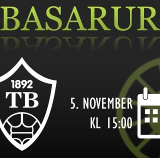 TB basarur 5. november