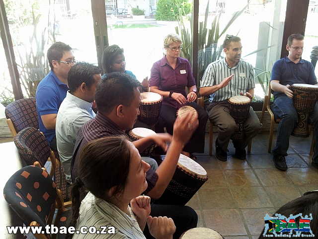 Benefits of Drumming as a Team Building Event