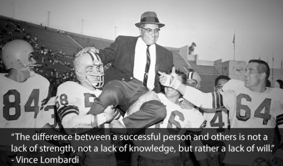 Team Building Quotes By Vince Lombardi Tbae Team Building Blog