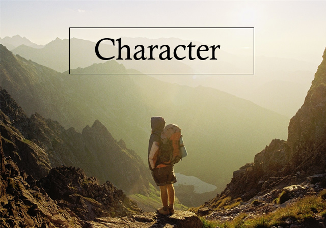 The Importance of Character for Team Leaders