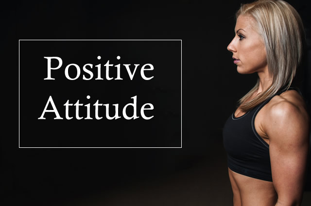 The Importance of a Positive Attitude for Team Leaders