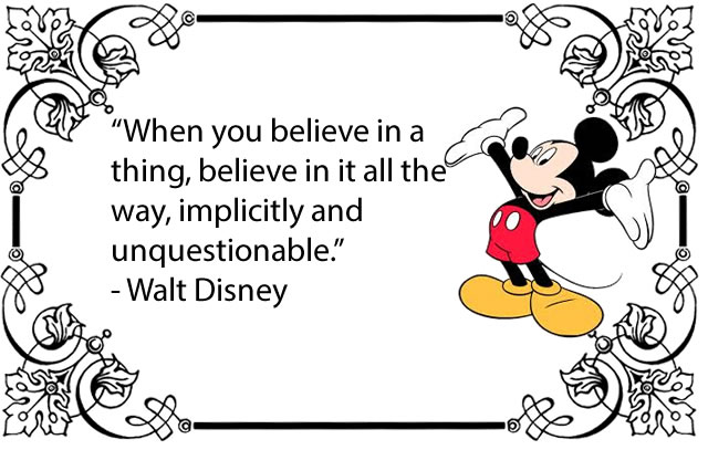 Team Building Quotes From Walt Disney  TBAE Team Building