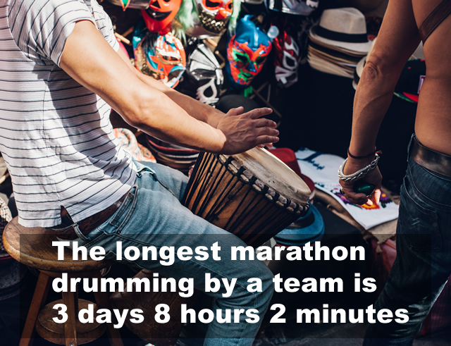 Drumming World Records