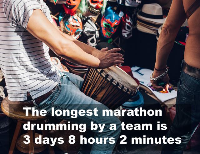Drumming World Records