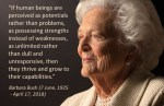 Team Building Quotes by Barbara Bush