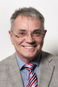 Hans Grau sieht große Chancen in der Alten Volksbank.