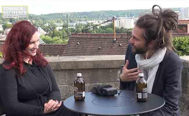 Sicherheitspolitik || Tobias B. Bacherle und Agniezska Brugger MdB im Gespräch