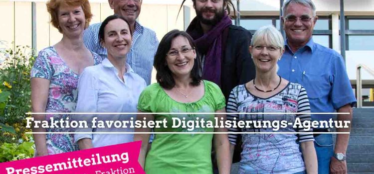 Digitalisierungs Agentur – Fraktions PM