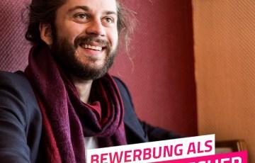 Kandidatur als Landessprecher der GRÜNEN JUGEND Baden-Württemberg