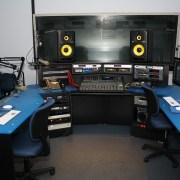 Recording Studio with Custom TBC Consoles