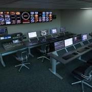 SmartTrac Production Control Room