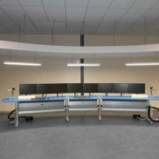 Medupi Control Room Console 2