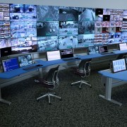 Security Operations Control Room