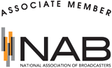 Official Member of National Association of Broadcasters