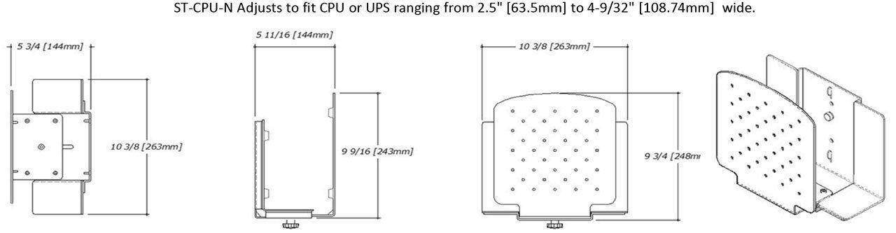 ST-CPU-N Specs