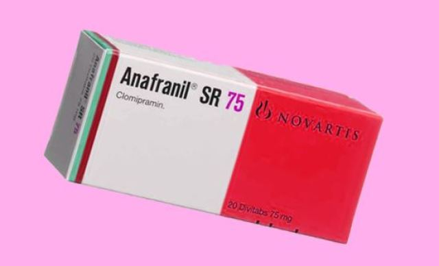 دواء انافرانيل Anafrani