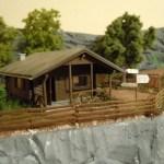 Kleinere Arbeiten in Waldesruh am Nationalparkhaus