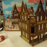 Bau der Spielzeugwarenmanufaktur