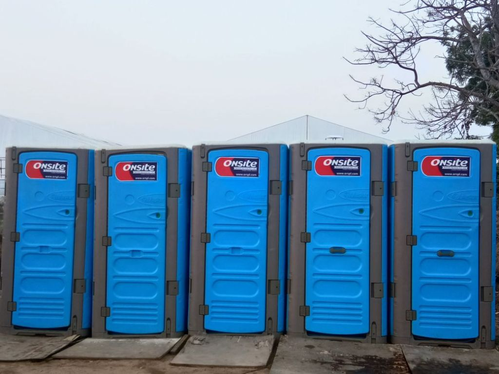 T blustar Announces Portable Toilets in India | T BLUSTAR