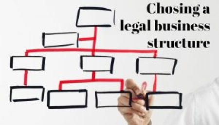 how to chose legal business structure for portable toilet company