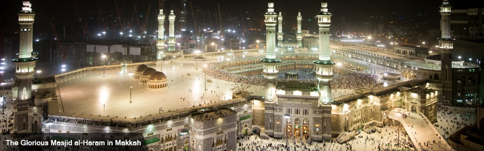 Conditions for Umrah