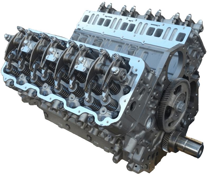 7.3 Diesel Long Block