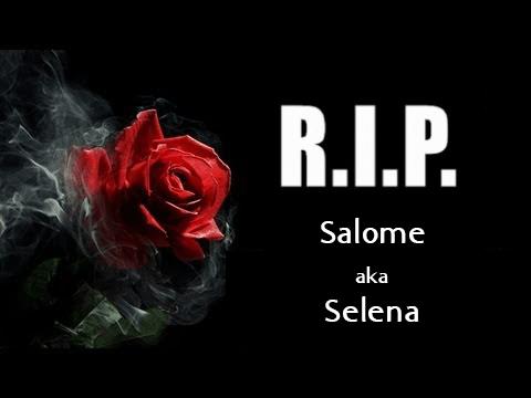 R.I.P. Salome
