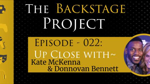 Kate McKenna & Donnovan Bennett TBP Podcast EP 022