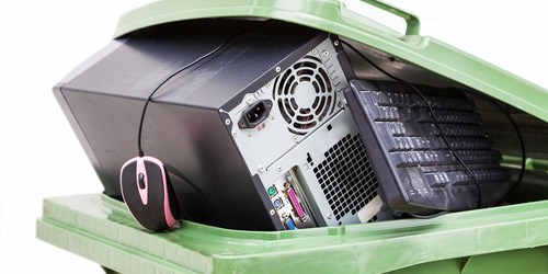 Electronic Trash | Electronic Waste | Recycling