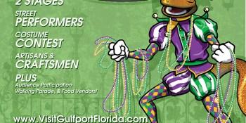 Geckofest | Gulfport | Gecko