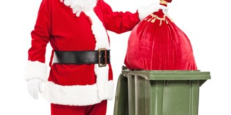 Clearwater | Clearwater Police | Christmas Trash