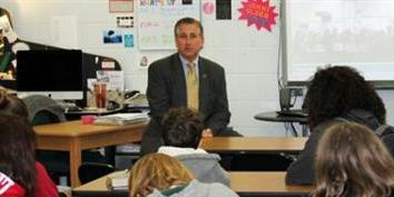 Kriseman | John Hopkins | Pinellas Schools