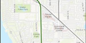 Pinellas Trail | St. Petersburg | St Pete Trail Closure