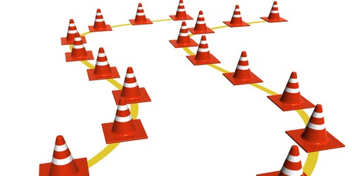 Traffic Cones | Driving | Driver