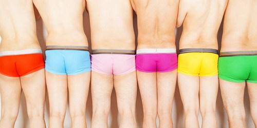 Underwear | Undie Run | St. Petersburg