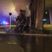 At Least One Dead in Fiery Pinellas Park Crash