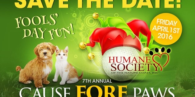 Fore Paws | Golf Tournament | Hernando