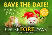 Hernando Golf Tournament Benefits Homeless Pets
