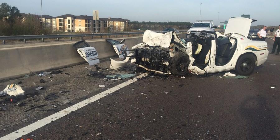 Selmon Wrong Way Crash | Hillsborough Deputy Killed | Deputy Crash