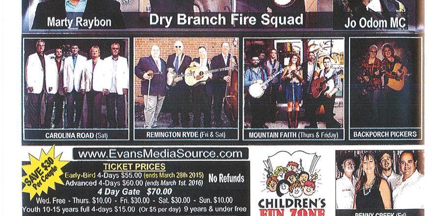 Sertoma Bluegrass Festival | Brooksville | Hernando County