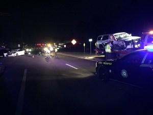 Wrong-Way Driver | Head-On Crash | FHP