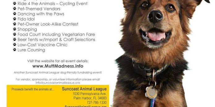 Mutt Madness | Cycling | Suncoast Animal League