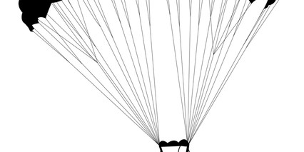 Skydiving   Skydiver   Parachute
