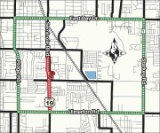 Seminole Boulevard Lanes to Close Temporarily